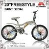 20 велосипед цвета BMX этикеты печати дюйма (ABS-2048S)