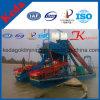 Ketting Bucket Dredger voor Gold met ISO Certification