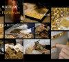 De Tegel van het Mozaïek van Bisazza van het Mozaïek van het Glas van Goldcloud