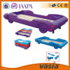 Solo Bed Design Factory Safety Plastic Wooden Furniture Children Bed para Kindergarten
