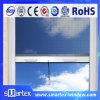 110CM * 150CM الألومنيوم قابل للسحب الحشرات نافذة الشاشة الدوارة مع شهادة CE