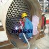 圧力容器の管軌道溶接の管のPrefabrication軌道TIGの溶接工
