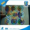 Het holografische Etiket van de Sticker van het Hologram Stickers/3D