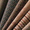 Tela de lino de imitación 100% del poliester para las cubiertas del sofá