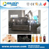 Machine de remplissage automatique carbonatée de boisson non alcoolisée