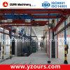 Transporte Chain aéreo do perfil de alumínio na linha de revestimento