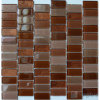 Browny 1X2 Interstream Crystal Mosaic