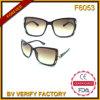 Óculos de sol baratos da forma F6053 nenhuma venda por atacado de China do tipo