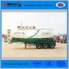 Semi Aanhangwagen van de Tank van het Cement van de V-vorm best-Salling de Bulk met Goede Kwaliteit