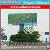 Tamaño grande al aire libre que hace publicidad de la estructura de la cartelera de la exhibición de Trivision