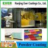 Rivestimento a resina epossidica elettrostatico della polvere di metallo della vernice del rivestimento della polvere