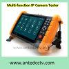 Монитор испытания камеры IP дюйма экрана касания 1280*800 7 , тестер камеры IP обеспеченностью, тестер IP CCTV поддерживает HD-Tvi HD-Cvi