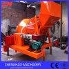 Misturador concreto hidráulico com funil de levantamento