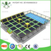 CE Approved Small Trampoline Park с Enclosure