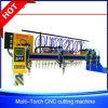 Máquina para corte de metales del CNC del pórtico de Kasry