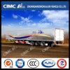 Cimc Huajun 3axle Aluminium Alloy Van/Box Semi Trailer