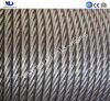 Galv. corde du fil d'acier 6X36s+FC