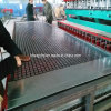 Passagens do telhado da fibra de vidro FRP que raspam a máquina