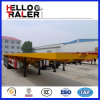 40FT Container Semi Trailer/3 Axles Flat Bed Truck Trailer
