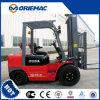 Forklift Yto/Heli Cpcd30 do terreno áspero de 3 toneladas