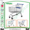 Customized Supermarket Trolley and Hypermarket Cart