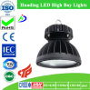 Het hoge Lichte, Industriële Licht van de Baai, de Lamp van het Plafond
