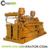 500kw Kohlengrube-Gaskohle-Ofen-Generator als Reserveleistung