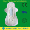 290mm Blue Chipped Maxi Sanitary Pad für Night Use