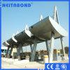 el panel del emparedado ACP de 4m m con PVDF Kynar 500