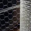 1/2のインチPVC上塗を施してある六角形の金網