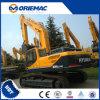 excavador popular de la correa eslabonada de 21ton Hyundai con el excavador R215-7c de Hyundai del martillo