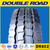 Doppelte Straßen-Radial-LKW-Gummireifen-Reifen 12.00r24