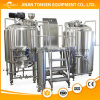 2017년 맥주 생산 설비와 Brewry 기계