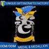 Médaille drôle d'usager avec le logo fait sur commande