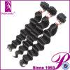 Человеческие волосы Remy глубокой волны перуанские