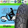 3.50-18 barato y Nuevo Modelo de neumático de la motocicleta
