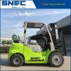 Carrello elevatore verde dei carrelli elevatori GPL del gas di Snsc