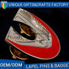공장 고품질 선전용 선물을%s 주문 철 접어젖힌 옷깃 Pin