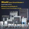 63AMP MCB miniatura del disyuntor (DZ47-63)
