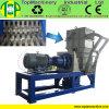 Überschüssiger Plastik/Papier/Pappe/Plastikfilm/Plastikzylinder/PlastikJar/LDPE Film-Doppelt-Endlosschrauben-Reißwolf