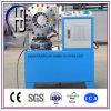 Máquina de friso da mangueira hidráulica do PLC da potência do Finn do Ce