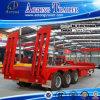 3 Semi Aanhangwagen van de Vrachtwagen van de Lading van het Bed van assen 50tons de Lage (LAT9325TDP)