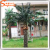 Fiberglassの庭Decoration Artificial Date Palm Tree Made