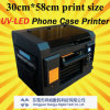 A3 Size UV Mobile Case Printing Machine with 3D Embossment