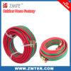 Boyau en caoutchouc vert rouge flexible de l'oxygène 20bar de Zmte