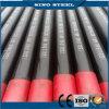 Трубы кожуха нефтянного месторождения/труба безшовной стальной трубы углерода/трубопровода бурения нефтяных скважин