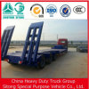 Sale를 위한 Jining Liangshan Semi Trailer Low Bed Semi Trailer