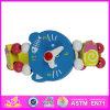 Jouet en bois de montre de 2014 nouveau chevreaux, jouet populaire de montre de chevreaux, jouet de montre de chevreaux de mode, jouet en bois W08k019 de montre de chevreaux de qualité