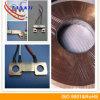 Nastro/stagnola/collegare/bobina di Ammeter Manganin Shunt del resistore per CC Current Transformer