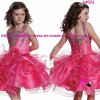 Adorable Princess for Flower Girls Dress with Square Evening Bride Dress